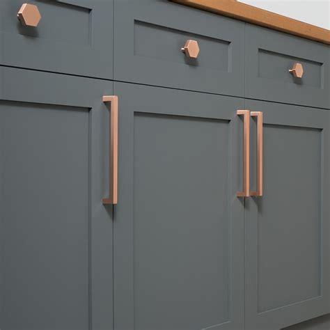 hardware for dark kitchen cabinets budget friendly kitchen hardware brass copper black silver