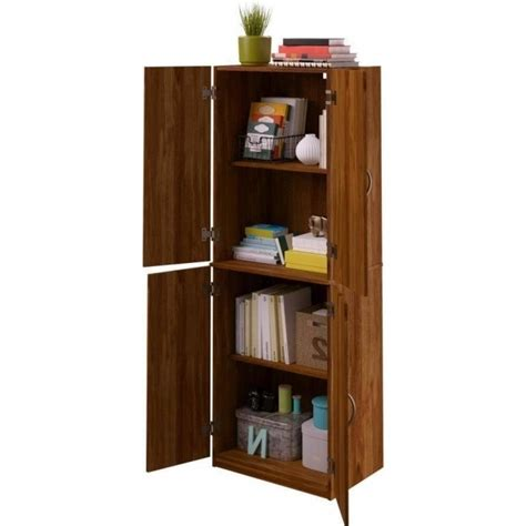 walmart kitchen cabinet storage stylish mainstays storage cabinet finishes 6981