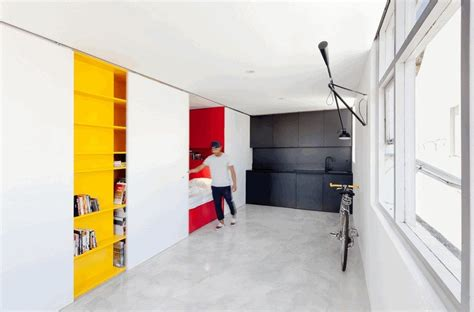 25mc2b2 Ein Multifunktionales City Apartment by One Room Apartment In Sydney Displaying An Optimized 27sqm