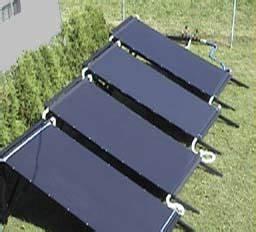 Fabriquer Chauffe Eau Solaire : chauffage pour piscine panneaux solaires actibuild ~ Melissatoandfro.com Idées de Décoration