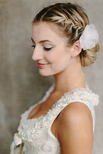 20 Perfect Bridal Hairstyles For The Wedding Day The Xerxes