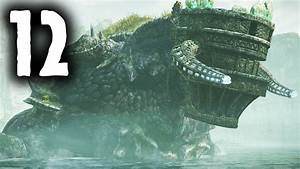 Shadow of the Colossus PS4 12th Colossus Gameplay ...