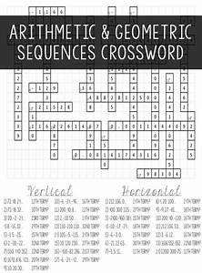 Arithmetic  U0026 Geometric Sequences