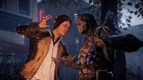 Infamous Second Son Take A Look At These Stunning