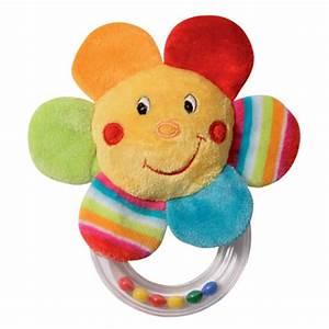 Spielzeug Für Babys : baby fehn 70 39 s stripes rassel blume ebay ~ Watch28wear.com Haus und Dekorationen