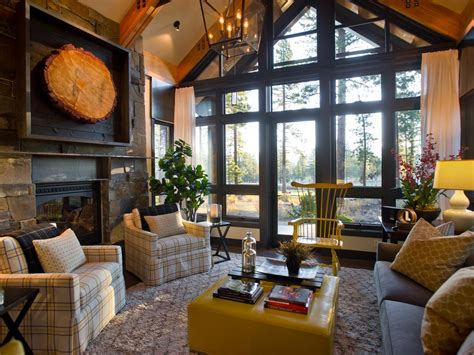 Hgtv Dream Home 2019 Living Room Pictures And Video From