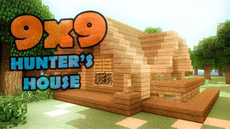 minecraft  house dom okhotnika youtube