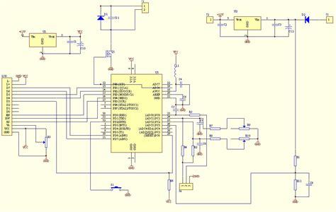 Power Supply Unit Multimeter