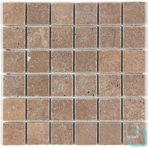 travertine tile mosaic 17 best images about noce travertine tumbled and honed