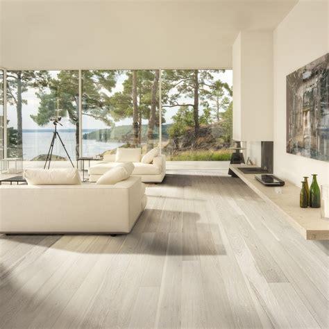 Arctic Oak Floor  Kahrs Unity Collection   Quality