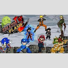 Saiu Super Smash Flash 2 Pra Android  Mod  Download + Tutorial De Instalamentoveja Ate O Fim