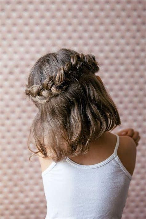 coiffure fille tresse coiffure fille avec tresse 40 coiffures de