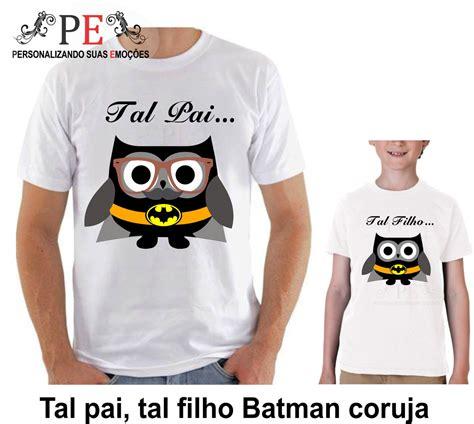 camisetas tal pai tal filho batman no elo7 camisetas tal pai tal filho  batman no elo7 0e853f7ce61d4