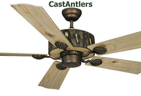 1000+ Images About Rustic Ceiling Fans With Lights On
