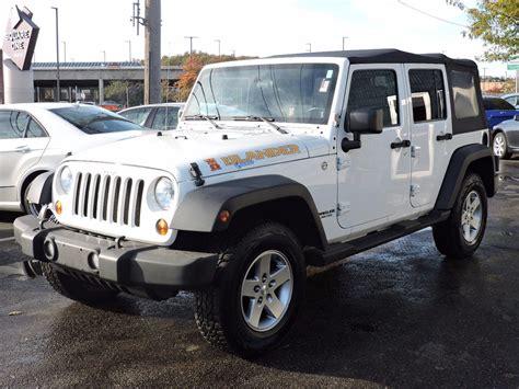 jeep islander used 2010 jeep wrangler unlimited islander at auto house