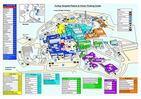 Torbay Hospital maps - Torbay and South Devon NHS ...