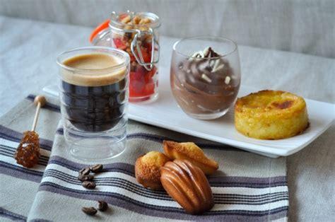 recette mini dessert pour cafe gourmand caf 233 gourmand dessert caf 233 gourmand gourmands et caf 233
