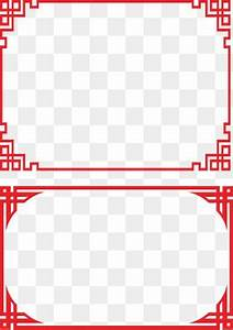 Red Border PNG Images | Vectors and PSD Files | Free ...