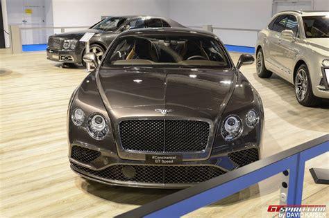 1 Of 6 Bentley Continental Gt Speed Zurich Edition Gtspirit