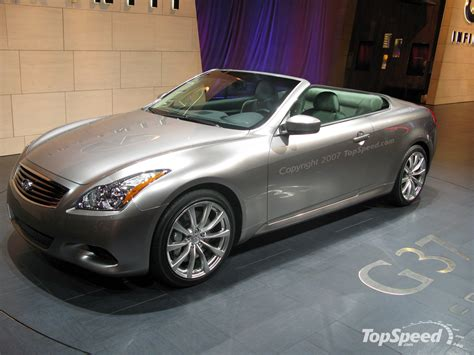 2009 Infiniti G37 Convertible Review