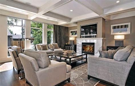 Basic Living Room Furniture Arrangement