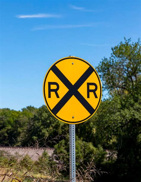 Railroad Crossing Sign: What Does It Mean?