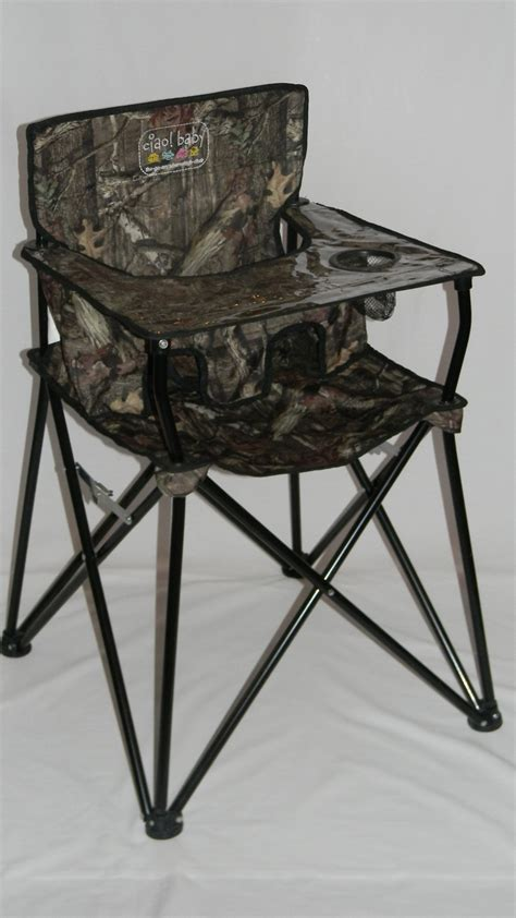 Ciao Portable High Chair Camo by 1000 Ideas About Camo Baby Showers On