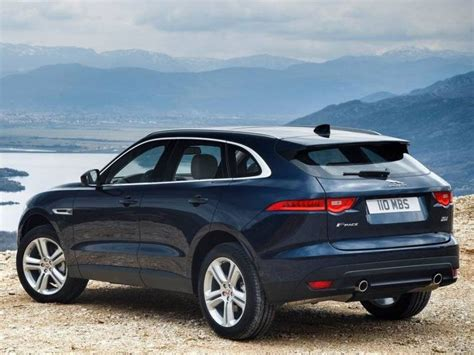 2017 Jaguar Fpace Road Test And Review Autobytelcom