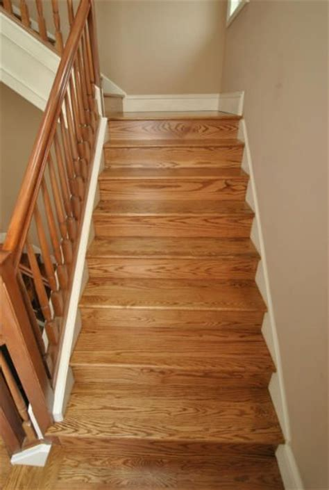 Red Oak Stain Nutmeg « All City Hardwood Floors Denver CO