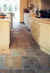 kitchen floor tile 30 Practical And Cool-Looking Kitchen Flooring Ideas - DigsDigs