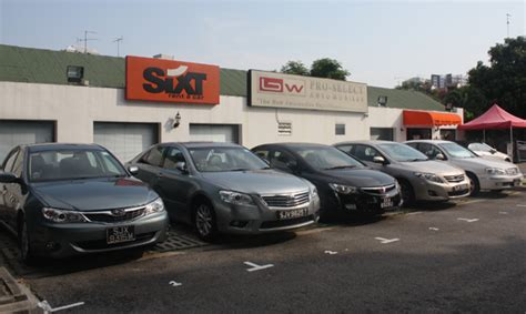 Sixt, Our Proud Partner Of Drive.sg