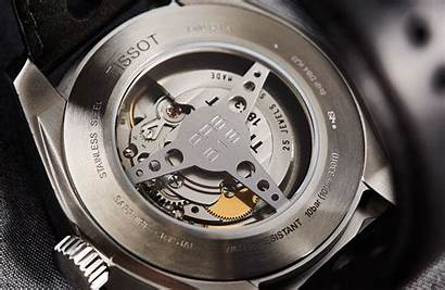 Tissot Prs Automatic Hands Second Packed Designed