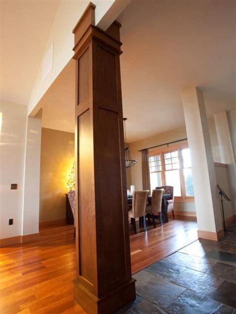 columns in houses interior 35 modern interior design ideas incorporating columns into spacious room design