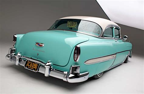 1954 Chevrolet Bel Air  An Air Of Sophistication