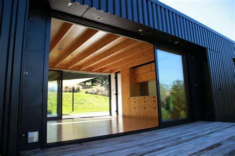 modular steel homes steel frame transportable prefab home by bachbox