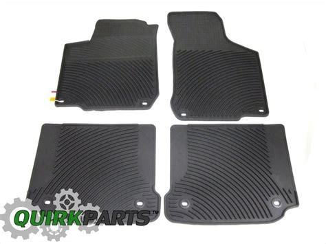 Vw Jetta Floor Mats by 1999 2004 Vw Volkswagen Floor Mats Set Of 4
