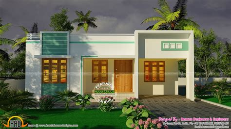 one floor house finished house with interior photos keralahousedesigns