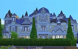 JarkaD Sims 4: Mansion FLORESSA • Sims 4 Downloads