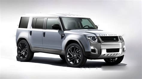 2019 Land Rover Defender by 2019 Land Rover Defender Review Features Release Date