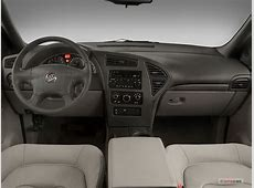 2007 Buick Rendezvous Interior US News & World Report