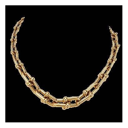 Chain Tiffany Wear Necklace Gifs Hard Giphy