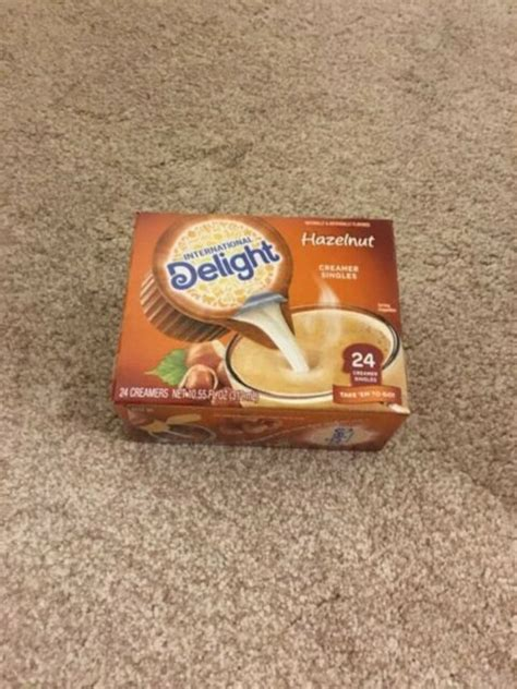 Get free shipping at $35 and view promotions and reviews for international delight coffee creamer singles french vanilla. International Delight Hazelnut Creamers 24 Count | eBay