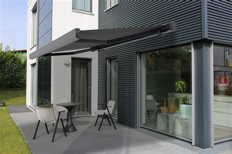 markise vollkassettenmarkise terrasse sp1310em elektrisch