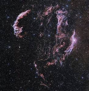 Veil Nebula – Cygnus Loop | Constellation Guide