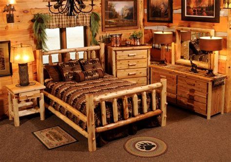 How To Log Bedroom Furniture  Furniture Ideas  Ingrid