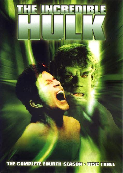 lincroyable hulk  incredible hulk la serie tv