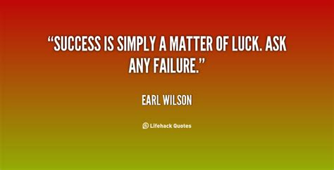 quotes  success luck  quotes