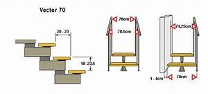 Stufen Berechnen : mittelholmtreppe vector 70 gs treppen shop ~ Themetempest.com Abrechnung