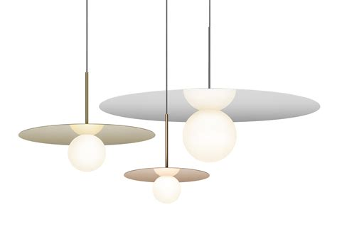 Pablo Designs 18 Inch Rose Gold Bola Pendant Height Of Dining Room Chairs Black Round Table Photos For Fright Lined Restoration Hardware Kitchen Living Open Floor Plan Hotel Colours Schemes