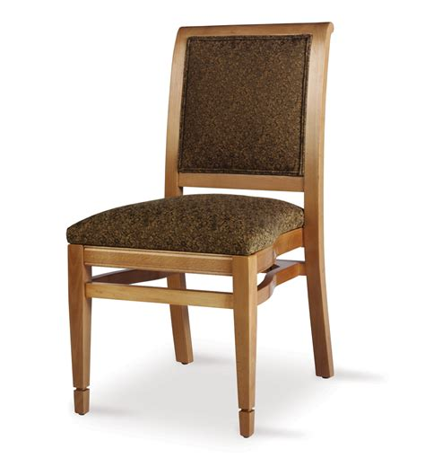 4026 afb stacking wood side chair
